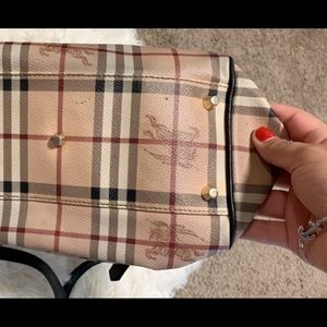 Burberry all carry tote